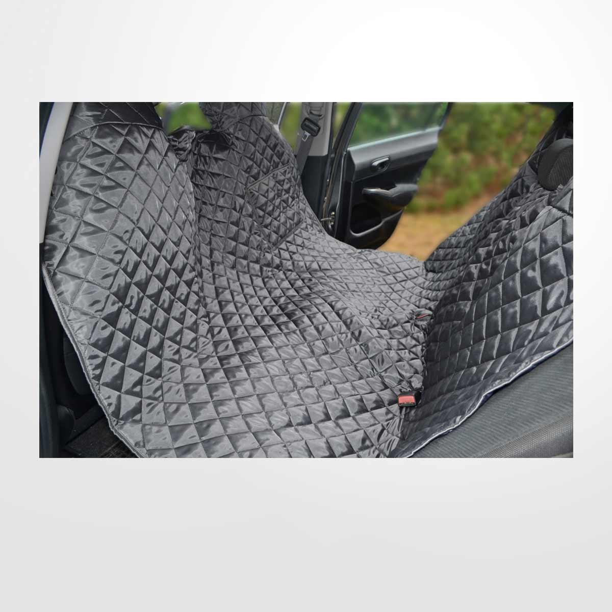 joodog CARGO-SEAT-RS Diamond | Polyester-Raute, Orthopädische Hundematte, Hundebetten Grosshandel, Wholesale. Hunde-Autoschondecken Rücksitze