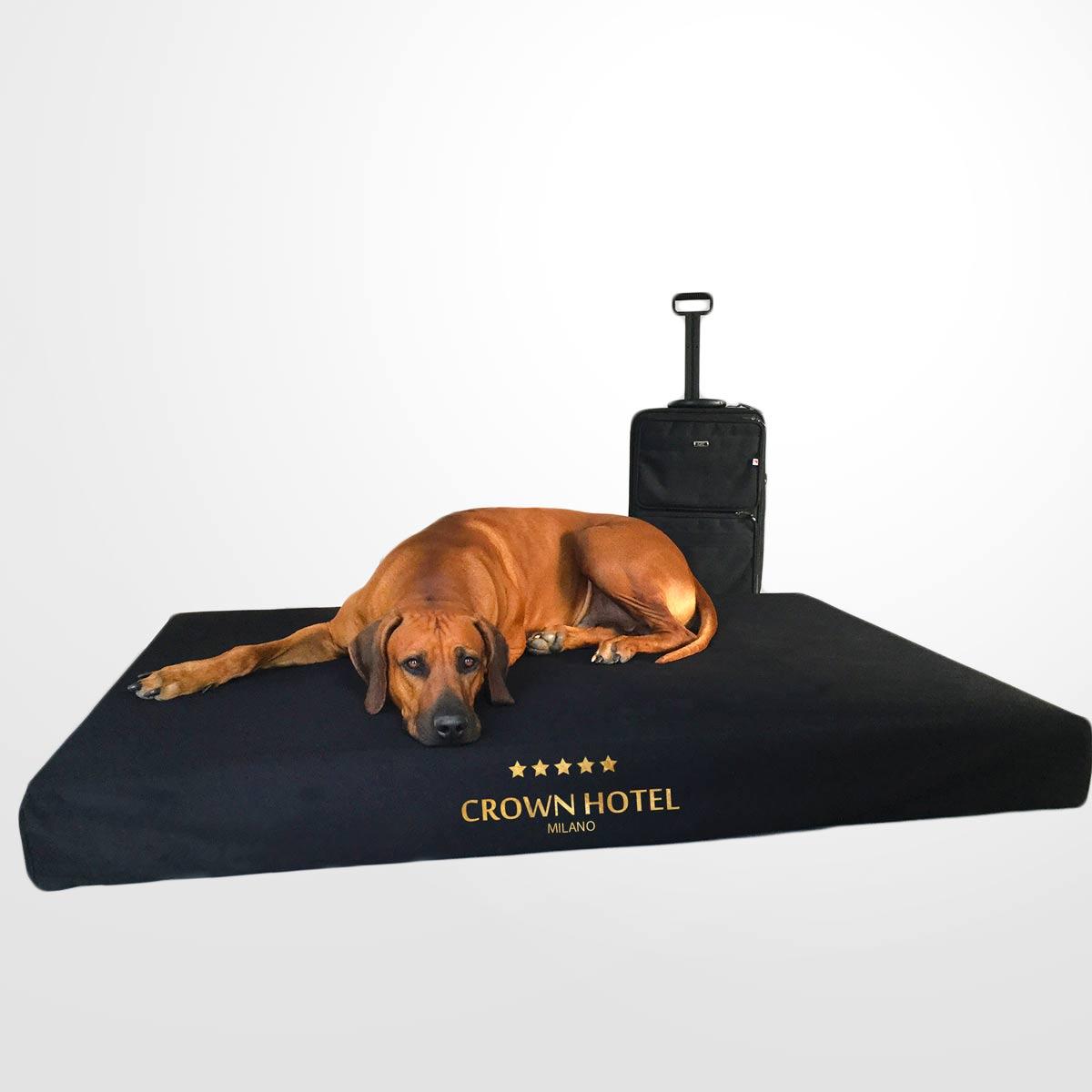 joodog TRAVEL Hotel M13 Ortho | KB, Orthopädische Hundematte, Hundebetten Grosshandel, Wholesale